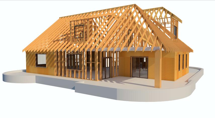 Roof Frame Design 7
