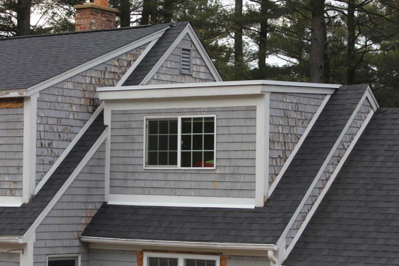 Roof Siding Install 7